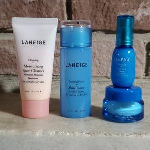 ⏬⏬$ Laneige minis bundle #1